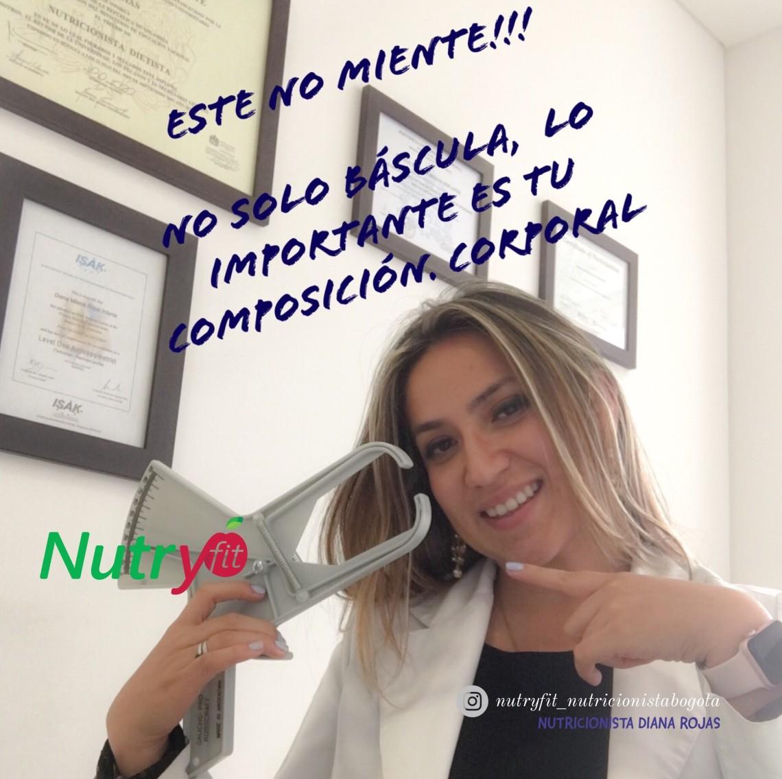 nutricionista Bogota, Nutricionista Diana Rojas, Nutryfit, nutricionista vegetariana, mejor nutricionista Bogota. nutricionista funcional